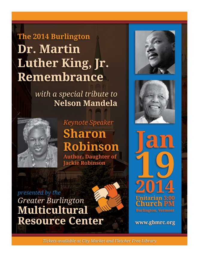 MLK 2014 Poster